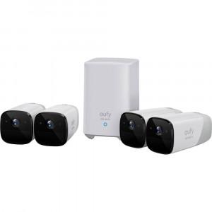Eufy by Anker Eufy Cam 2 Kit komplet 4 nadzornih kamer in bazne postaje