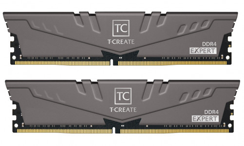 Teamgroup T-CREATE Expert 16GB Kit (2x8GB) DDR4-3600 DIMM PC4-28800 CL18, 1.35V