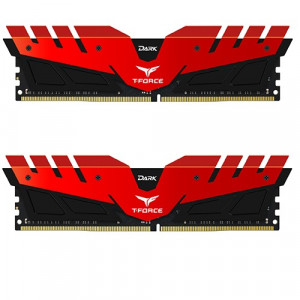 Teamgroup Dark 16GB Kit (2x8GB) DDR4-3000 DIMM PC4-24000 CL16, 1.35V