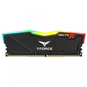 Teamgroup Delta RGB 8GB DDR4-3000 DIMM PC4-25600 CL16, 1.35V
