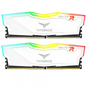 Teamgroup Delta RGB 16GB Kit (2x8GB) DDR4-3000 DIMM PC4-24000 CL16, 1.35V