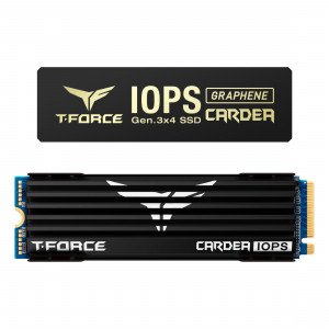 Teamgroup 1TB M.2 NVMe SSD Cardea Iops 2280