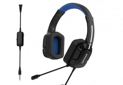 Philips TAGH301BL gaming slušalke za računalniške igre
