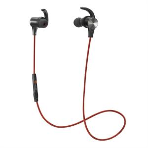 TaoTronics Prenosne BLT športne slušalke TT-BH07 rdeče