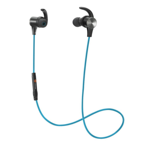 TaoTronics Prenosne BLT športne slušalke TT-BH07 modre