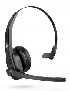 TaoTronics BT mono naglavna slušalka AI Noise Canceling TT-BH041