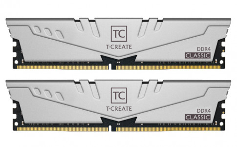 Teamgroup T-CREATE Classic 32GB Kit (2x16GB) DDR4-3200 DIMM PC4-25600 CL22, 1.2V