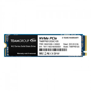 Teamgroup 512GB M.2 NVMe SSD MP33 3D NAND 2280