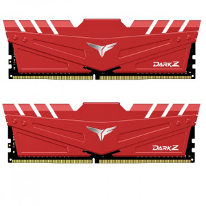 Teamgroup Dark Z 16GB Kit (2x8GB) DDR4-3000 DIMM PC4-24000 CL16, 1.35V