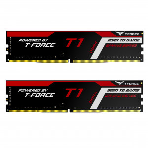 Teamgroup T1 16GB Kit (2x8GB) DDR4-2666 DIMM PC4-21300 CL18, 1.2V