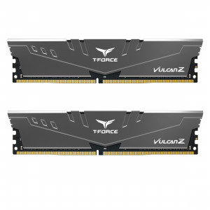 Teamgroup Vulcan Z 16GB Kit (2x8GB) DDR4-2666 DIMM PC4-21300 CL18, 1.2V