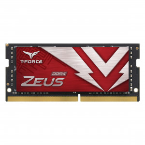 Teamgroup Zeus 16GB DDR4-2666 SODIMM PC4-21300 CL19, 1.2V