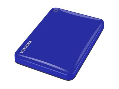 Toshiba Canvio Connect II 2TB USB 3.0 zunanji disk, moder