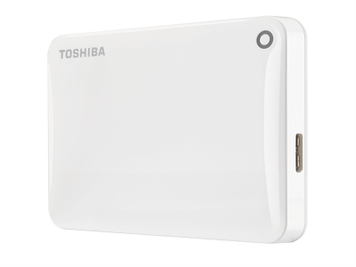 Toshiba Canvio Connect 500GB USB 3.0 zunanji disk, bel