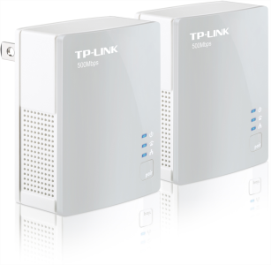 TP-LINK TL-PA4010KIT AV500 Nano Powerline adapter kit
