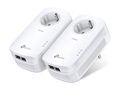TP-LINK TL-PA9020P KIT AV2000 2-port Gigabit Powerline Adapter z vtičnico
