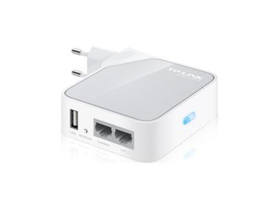 TP-LINK TL-WR810N 300Mbps Wi-Fi žepni usmerjevalnik