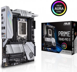 ASUS PRIME TRX40-PRO S, DDR4, SATA3, USB3.2Gen2, TRX40 ATX