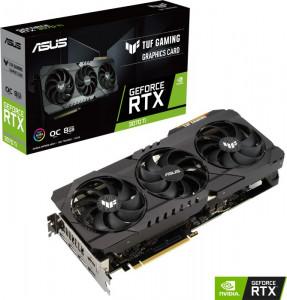 Grafična kartica ASUS TUF RTX 3070 Ti GAMING OC, 8GB GDDR6X, PCI-E 4.0