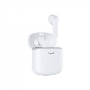HAVIT True Wireless stereo slušalke TW917 - bela barva