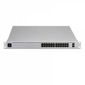 Ubiquiti 24 port  USW-PRO-24-POE mrežno stikalo, 400W