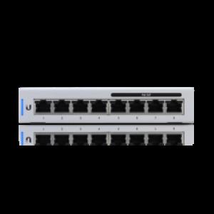 Ubiquiti mrežno stikalo 8 port, 4 × POE gigabit