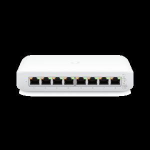 Ubiquiti Lite 8 port, 4x PoE gigabitno mrežno stikalo