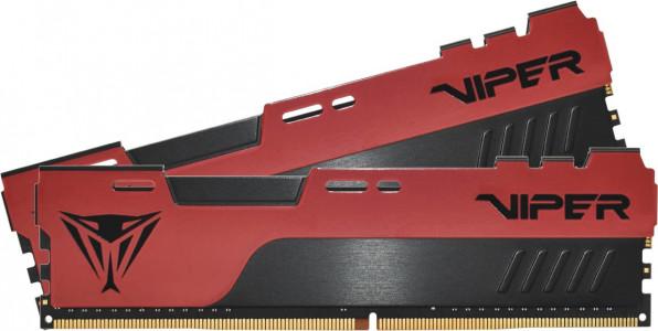 Patriot Viper Elite 2 Kit 32GB (2x16GB) DDR4-3600 DIMM PC4-28800 CL20, 1.35V
