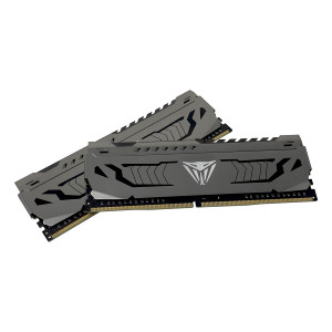 Patriot Viper Steel Kit 16GB (2x8GB) DDR4-3000 DIMM PC4-24000 CL16, 1.35V