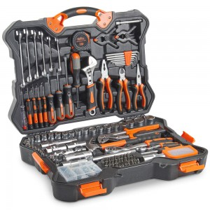 VonHaus 256-delni set ročnega orodja