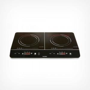 VonShef digitalna dvojna indukcijska kuhalna plošča