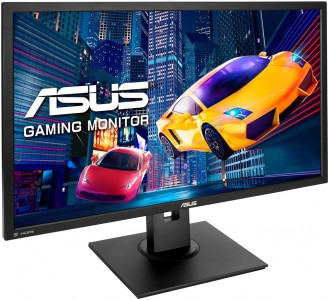 ASUS VP28UQGL 28'' 4K UHD monitor, 3840 x 2160, 1ms, DisplayPort