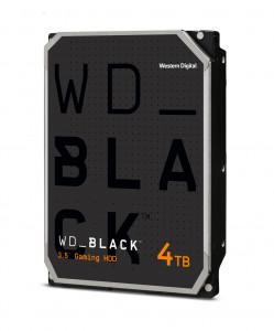 WD trdi disk 4TB SATA3, 6Gb/s, 7200, 256MB WD_BLACK