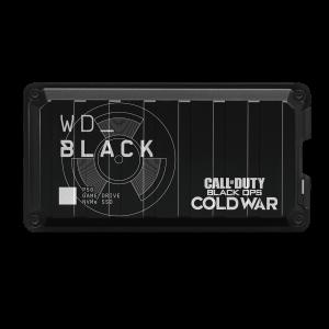 WD BLACK P50 1TB SSD USB-C 3.2, črn COD, Black Ops