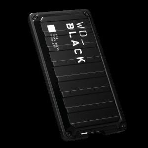 WD BLACK P50 1TB SSD USB-C 3.2, črn