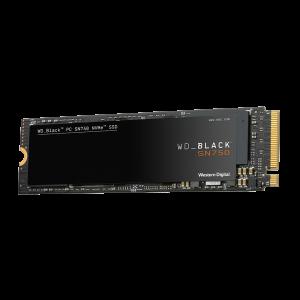 WD 2TB SSD BLACK SN750 M.2 NVMe x4