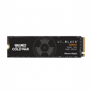 WD 1TB SSD BLACK CALL OF DUTY: BLACK OPS COLD WAR SPECIAL EDITION SN850 M.2 NVMe x4 Gen4