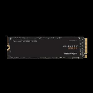 WD 500GB SSD BLACK SN850 M.2 NVMe x4 Gen4
