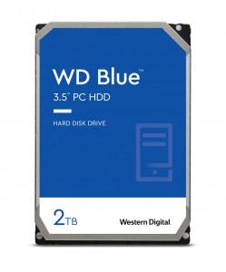 WD trdi disk 2TB 7200RPM 256MB 6GB/S BLUE