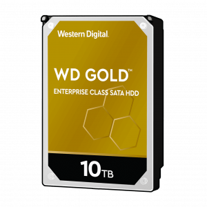 WD trdi disk RE 10TB SATA 3, 6Gbs, 7200rpm, 256MB GOLD