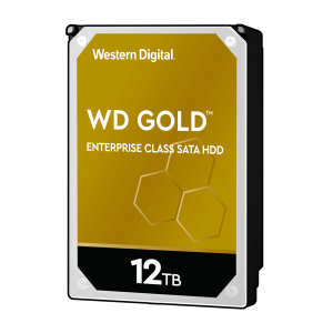 WD trdi disk RE 12TB SATA 3, 6Gbs, 7200rpm, 256MB GOLD