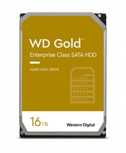 WD trdi disk RE 16TB SATA 3, 6Gbs, 7200rpm, 512MB GOLD