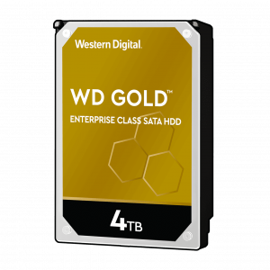 WD trdi disk RE 4TB SATA 3, 6Gbs, 7200rpm, 256MB GOLD