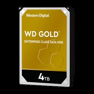 WD trdi disk RE 4TB SATA 3, 6Gbs, 7200rpm, 256MB GOLD