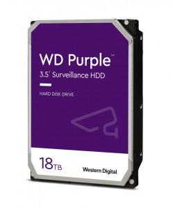 WD PURPLE 18TB SATA3, 6Gb/s, 7200, 512MB