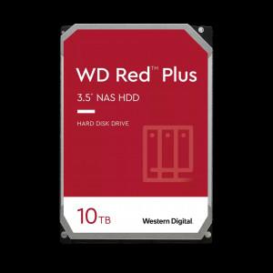 WD trdi disk 10TB SATA3, 6Gb/s, 7200, 256MB RED PLUS