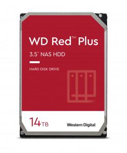 D trdi disk 14TB SATA3, 6Gb/s, 7200, 512MB RED PLUS