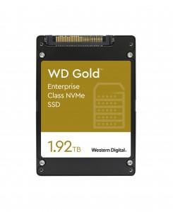 WD 1,92TB SSD GOLD NVMe U.2