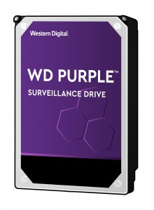 WD PURPLE 10TB SATA3, 6Gb/s, 7200, 256MB