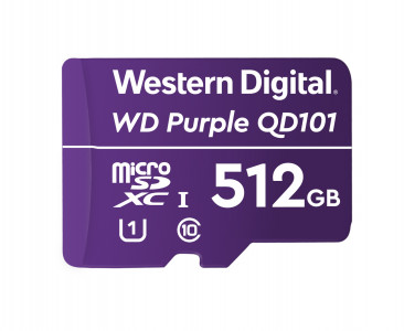 WD 512GB Purple microSD kartica Ultra